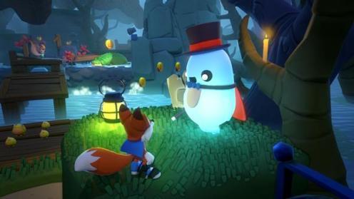 Super Lucky's Tale, Rechte bei Microsoft Studios