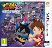 YO-KAI Watch 2: Geistige Geister, Rechte bei Nintendo