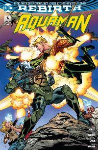 Aquaman #4: Tethys, Rechte bei Panini Comics