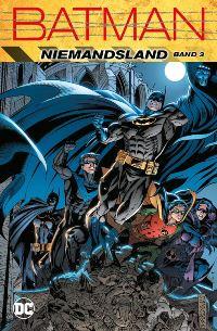 Batman: Niemandsland #3, Rechte bei Panini Comics