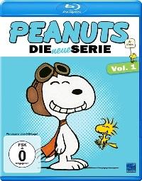 Peanuts - Die neue Serie - Vol. 1, Rechte bei NewKSM