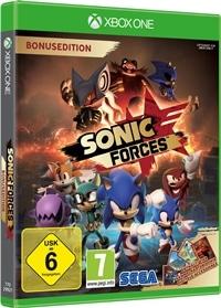 Sonic Forces, Rechte bei SEGA