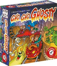 Gho Gho Ghosty - Cover