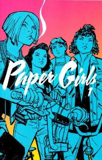 Paper Girls 1, Rechte bei cross cult