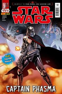 Star Wars #27: Captain Phasma, Rechte bei Panini Comics