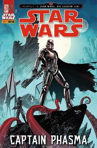 Star Wars #28: Captain Phasma, Rechte bei Panini Comics