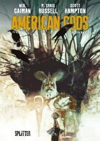American Gods #1: Schatten Buch 1/2, Rechte bei Splitter