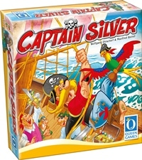 Captain Silver, Reche bei Queen Games