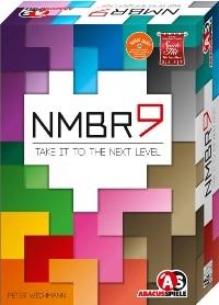 NMBR 9, Rechte bei Abacusspiele