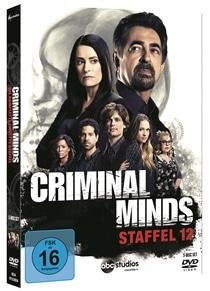 Criminal Minds - Die komplette zwölfte Staffel, Rechte bei © 2018 ABC Studios and CBS Studios, Inc.