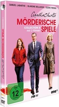 Agatha Christie: Mörderische Spiele - Collection 4, Rechte bei polyband