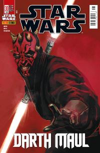 Star Wars #30: Darth Maul, Rechte bei Panini Comics