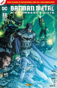 Batman Metal – Die Vorgeschichte #2, Rechte bei Panini Comics