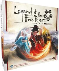 Legend of the 5 Rings: LCG - Grundspiel, Rechte bei Asmodee
