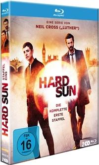 Hard Sun - Staffel 1, Rechte bei polyband
