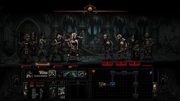 Darkest Dungeon Bild 1