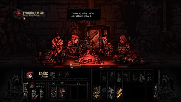 Darkest Dungeon Bild 2