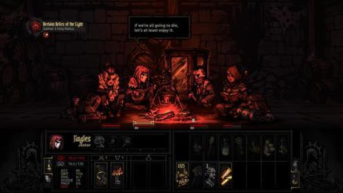 Darkest Dungeon, Rechte bei Red Hook Studios