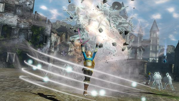 Hyrule Warriors DC Bild 2