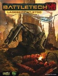 BattleTech - Lagebericht: 2750, Rechte bei Ulisses Spiele