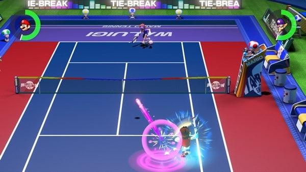 Mario Tennis Aces Bild 3