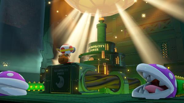 Captain Toad Treasure Tracker Bild 2