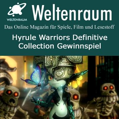 Gewinnspiel Hyrule Warriors