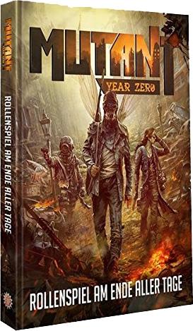 Mutant: Jahr Null, Rechte beim Uhrwerk Verlag