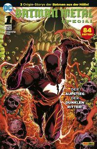 Batman Metal Special: Der Aufstieg der Dunklen Ritter, Rechte bei Panini Comics