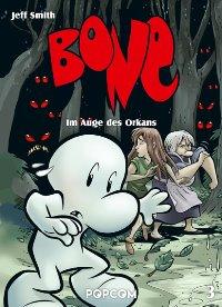 Bone #3: Im Auge des Orkans, Rechte popcom
