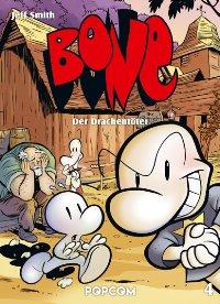 Bone #4: Der Drachentöter, Rechte bei popcom