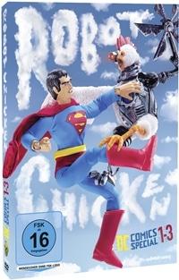Robot Chicken – DC Comics Special #1-#3, Rechte bei Studio Hamburg