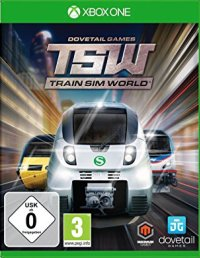 Train Sim World - Cover