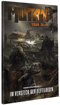 Zonenkompendium #1: Das Versteck der Reptiloiden, Rechte bei Uhrwerk Verlag