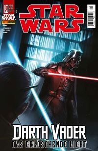 Star Wars – Darth Vader #38, Rechte bei Panini Comics