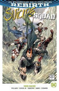 Suicide Squad #2: Zods Rache, Rechte bei Panini Comics