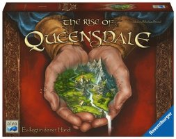 The Rise of Queensdale, Rechte bei Ravensburger