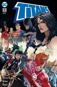 Titans #4: Jeder für sich, Rechte bei Panini Comics