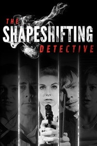 The Shapeshifting Detective - Cover