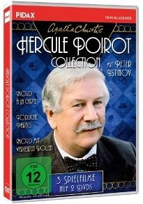 Agatha Christie: Hercule Poirot Collection, Rechte bei Pidax Film