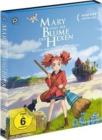 Mary und die Blume der Hexen, Rechte bei Euro Video