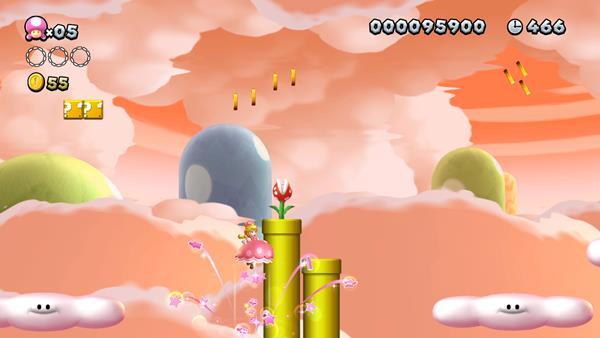New Super Mario Bros Bild 1