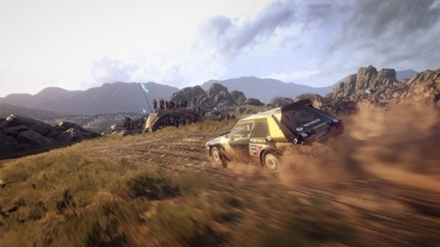 DiRT Rally 2.0, Rechte bei Codemasters