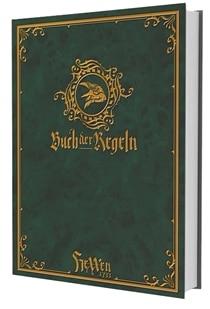 HeXXen 1733: Das Buch der Regeln, Rechte bei Ulisses Spiele