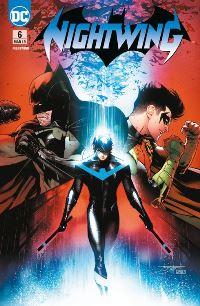 Nightwing #6: Der Unberührbare, Rechte bei Panini Comics