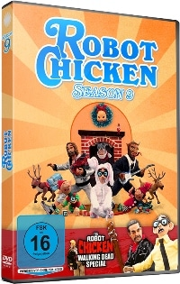 Robot Chicken: Season 9, Rechte bei Studio Hamburg