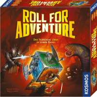 Roll for Adventure - Cover