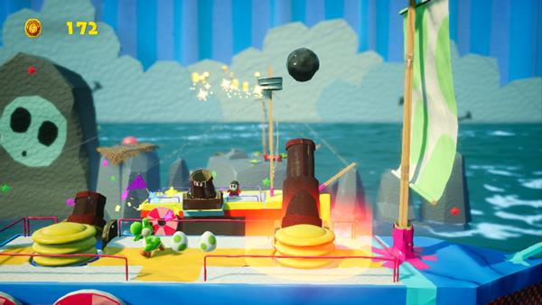 Yoshis Crafted World Bild3