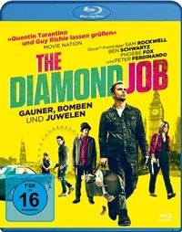 The Diamond Job - Gauner, Bomben und Juwelen, Rechte bei Koch Films