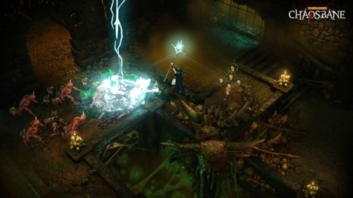 Warhammer: Chaosbane; Rechte bei Bigben Interactive